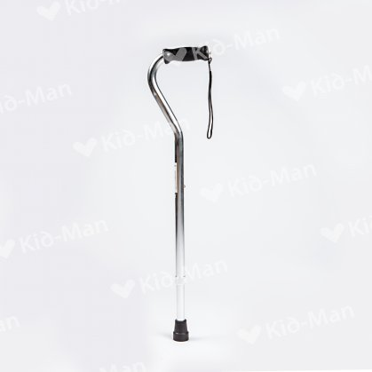ALUMINIUM WALKING STICK FOR A HEAVYWEIGHT PERSON