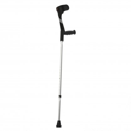 ELBOW CRUTCH WITH SOFT HANDLE, SIZE M