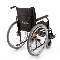 STANDARD WHEELCHAIR STEELMAN START, SIZE 36 CM