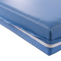WATERPROOF MATTRESS PROTECTIVE COVER, SIZE 200X90X10 CM